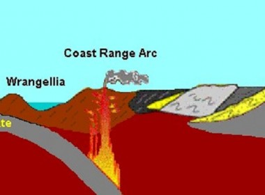 California Geomorphic Provinces, including the Coast ranges.