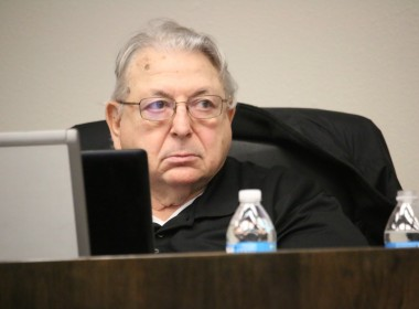 Vice Mayor Marty Richman apologized if he acted arrogantly in his responses on Facebook, but said it's unethical to accuse someone of corruption. Photo by John Chadwell.