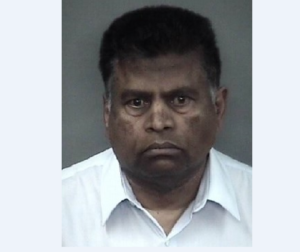 Mug shot of Annamalai Ashokan after being arrested Jan. 30 for felony sexual assault. Photo courtesy of Chico Police Department website.