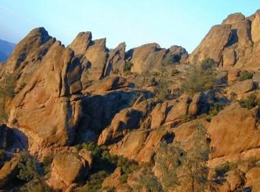 The Pinnacles. Photo by Jim Ostdick.