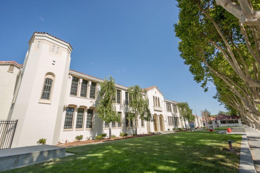 San Benito High School. File photo.