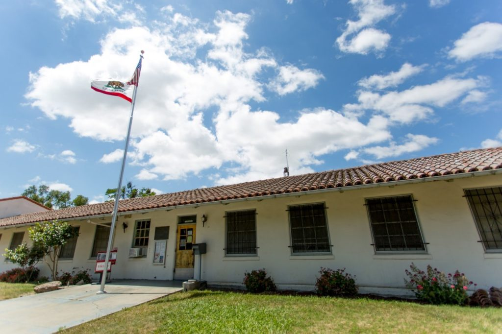 San Juan Bautista City Hall. File photo.
