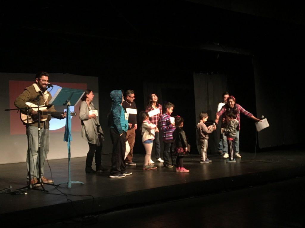 El Teatro Family Day. Photo provided by San Benito Arts Council.
