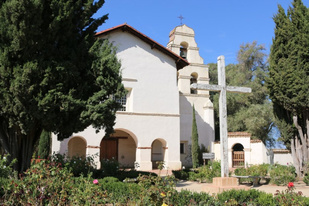 Mission San Juan Bautista. Photo by Leslie David.