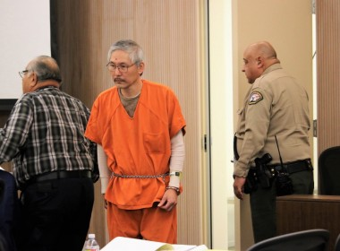 According to authorities, Sang Ji confessed his involvement in the murder of his wife, Yoon Ji, only after the DA offered to take life without parole off the table. Photo by John Chadwell.