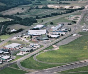 The Newport Pacific Land Company's promotional materials used a technology park in the United Kingdom to demonstrate what the proposed San Benito County facility might look like. Photo courtesy of the Newport Pacific Land Company.
