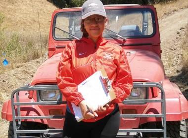 Researcher Mariam Hernandez. Photo courtesy of Mariam Hernandez.