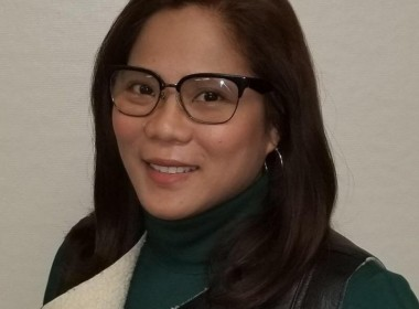 SELPA Program Specialist and soon to be HSD Director of Special Education Gwen Baquiran. Photo courtesy of Gwen Baquiran.