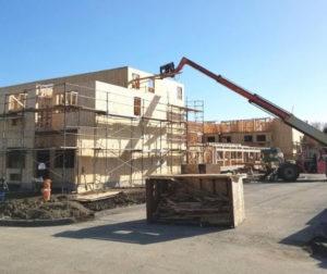 Sunrise Senior Apartments in Hollister. Photo courtesy of CHISPA.