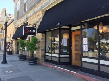 The restaurant is located on Third Street. Photo by Nicholas Preciado.