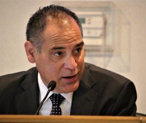 San Benito County Supervisor Mark Medina. Photo by John Chadwell.