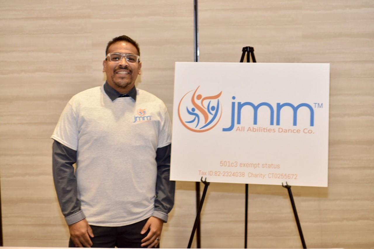 Raymond Garcia, president of JMM Dance Co.