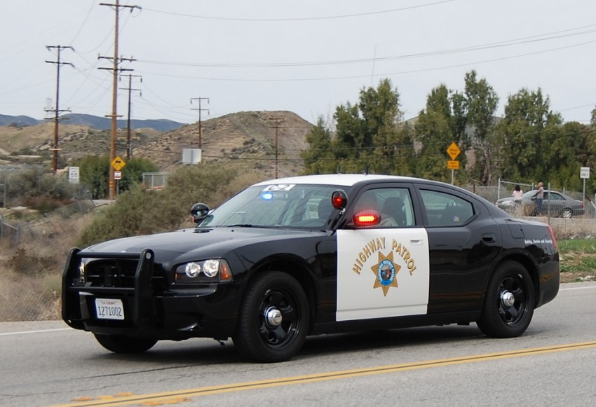 California Highway Patrol. File photo.