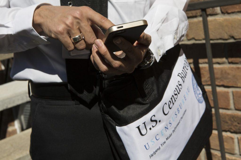 Photo courtesy of Census Bureau website.