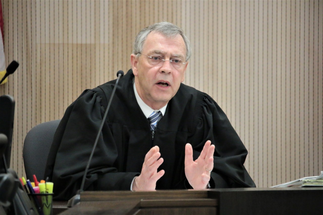 San Benito County Superior Court Judge Steven Sanders has overseen the case through trial proceedings for over a year.