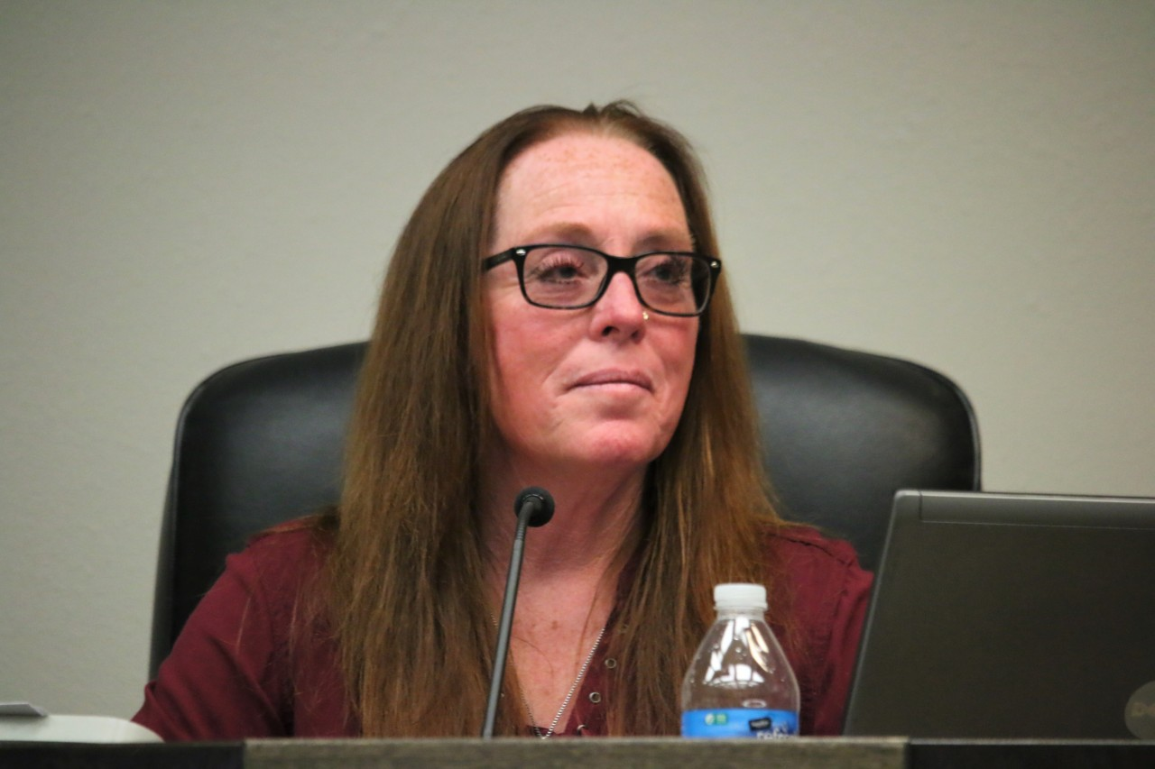Councilwoman Honor Spencer said lies are being told to discredit her and Richman. Photo by John Chadwell.