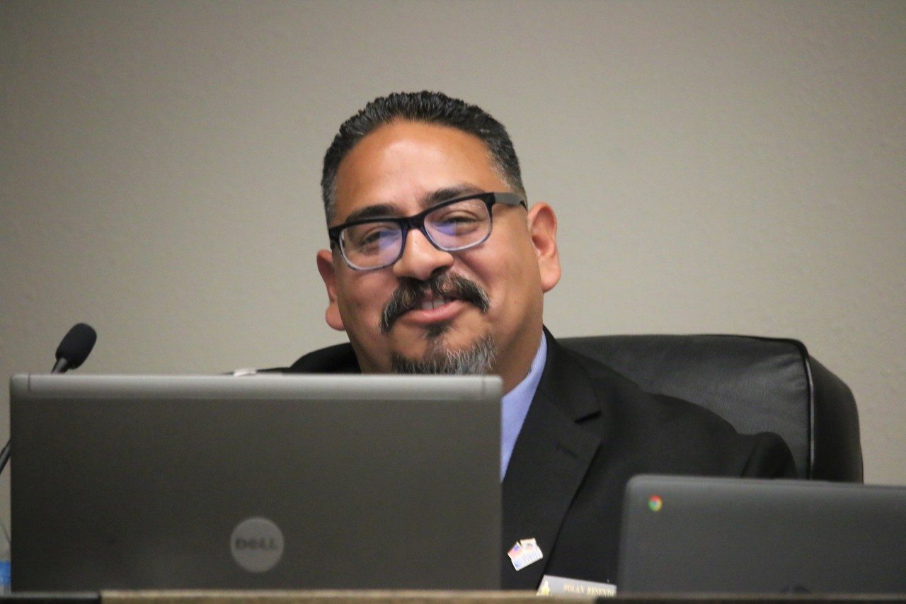 Councilman Rolan Resendiz called Richman a bully who is arrogant, rude and disrespectful. Photo by John Chadwell.
