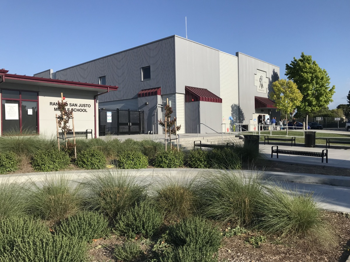 Hsd Says Rancho San Justo Middle School Gun Rumors Were A Hoax Benitolink