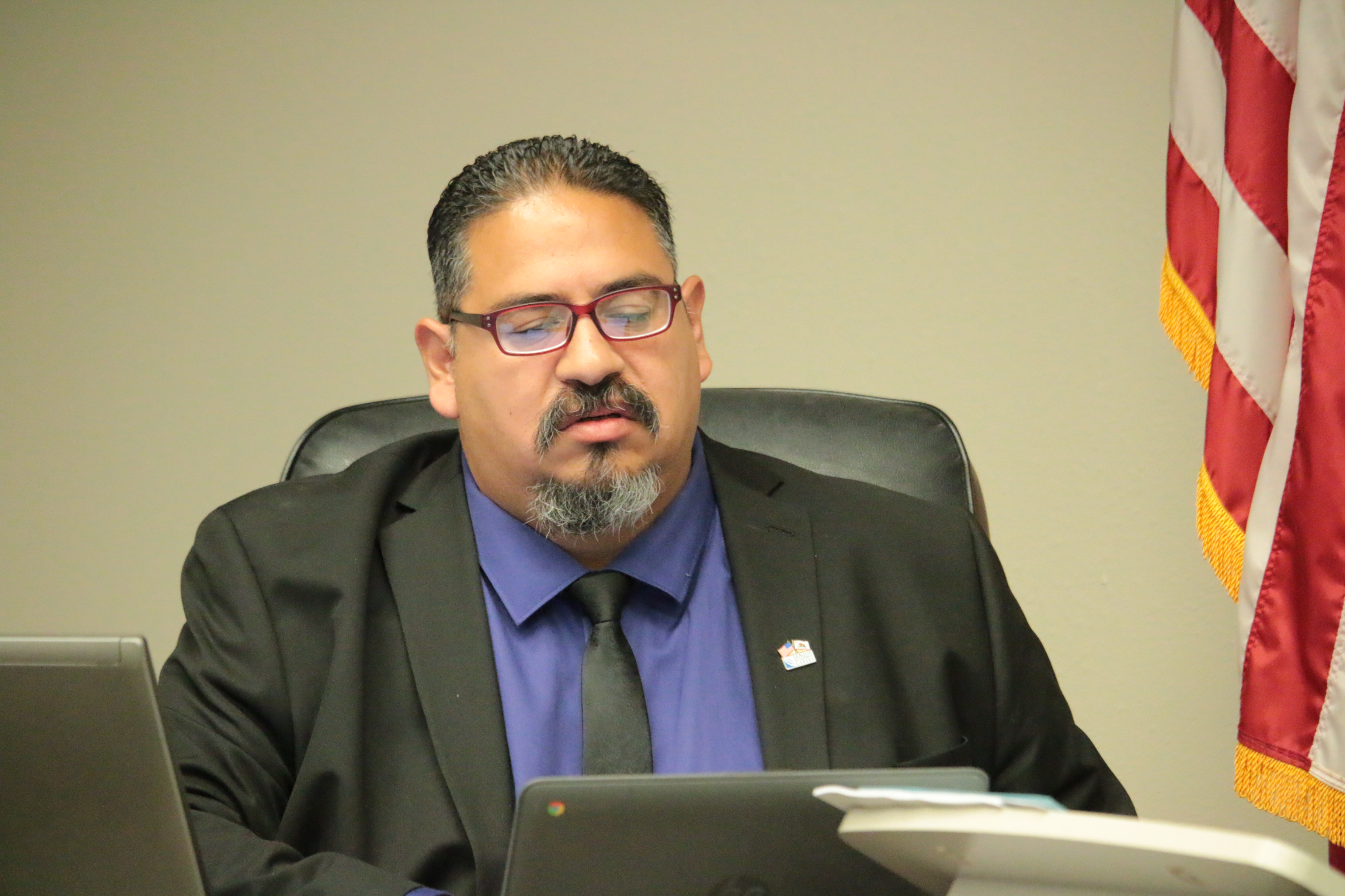 Councilman Rolan Resendiz said elected officials would pay for their ignorant decisions.