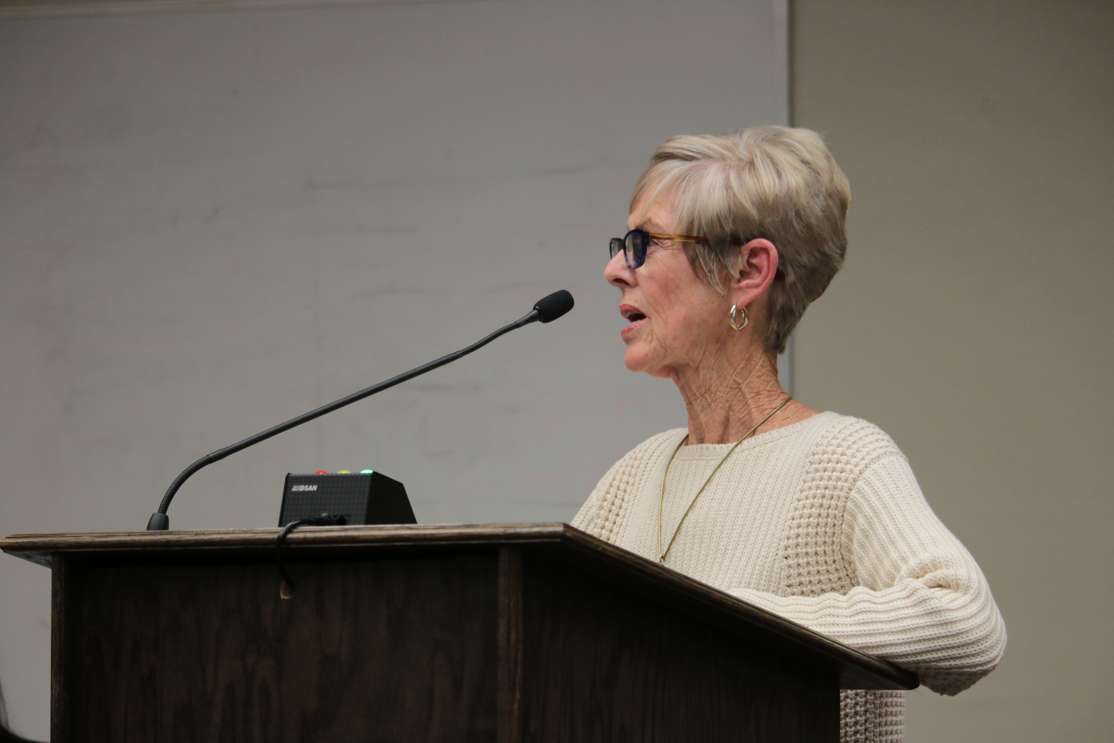 Kay Felice said the development would bring the excitement back to downtown.