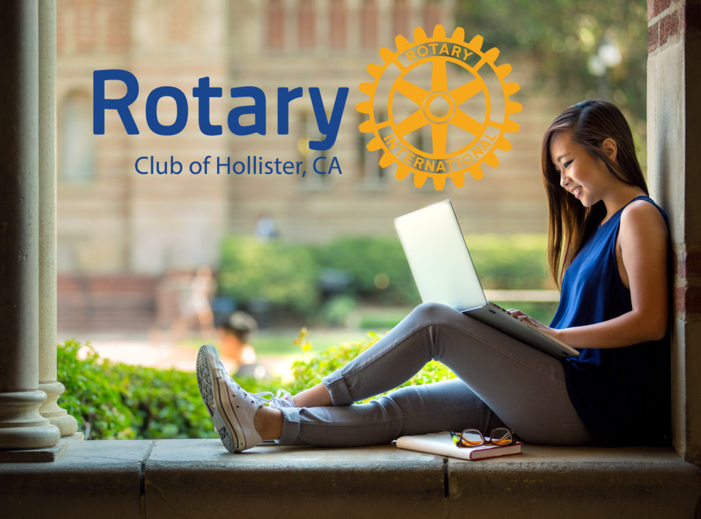Photo provided by Hollister Rotary.