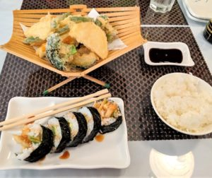 Myako has multiple vegan items on the menu. Photo by Becky Bonner.