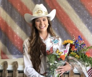 Bonnie Mansmith is Miss San Benito Rodeo 2019. Photo courtesy of Corissa King.