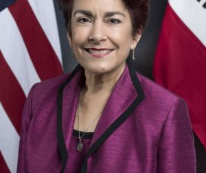 State Senator Anna Caballero. Photo provided by the Office of Anna Caballero.