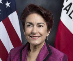 State Senator Anna Caballero. Photo provided by the Office of Anna Caballero.