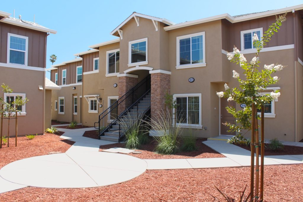 Buena Vista Apartments. Photo provided by CHISPA.