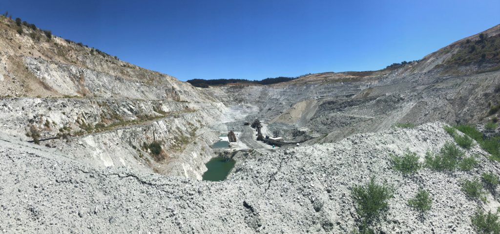 Graniterock's A.R. Wilson Quarry. Photo by Melissa Melton.