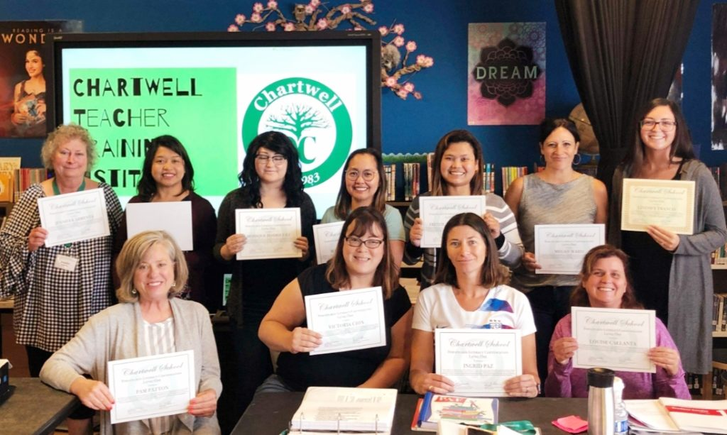 Hollister School District special education teachers. Photo provided by Hollister School District.