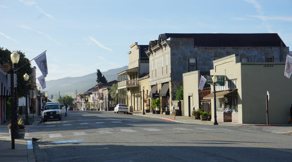 Downtown San Juan Bautista. File photo.