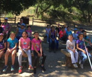 Daisies, Brownies, and Juniors learn about nature and the environment during the Girl Scouts Love State Parks weekend on July 13-14. Photo provided.