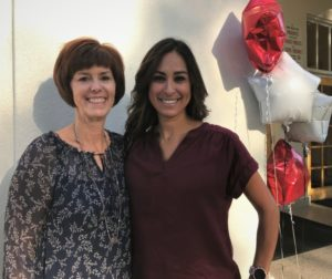 SBHS Assistant Principals Deborah Armstrong and Laurie Chavez. Photo provided.