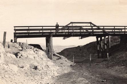 Photo provided by San Benito County Historical Society.