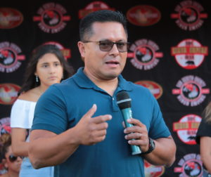 Supervisor Peter Hernandez. File photo.