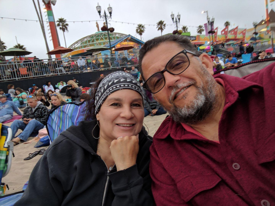 Monica and Raymond Rodriguez will be honored as the 2019 YA Change Makers. Photo provided.