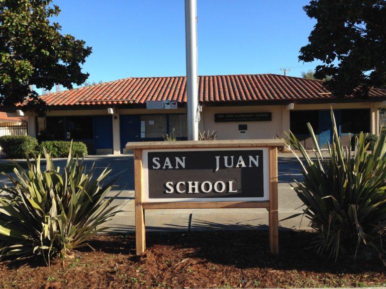 San Juan School. File photo.