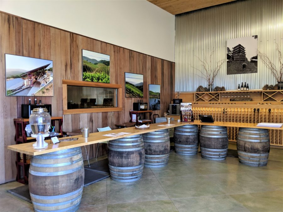 Calera's tasting room is open daily from 11 a.m. to 4:30 p.m.