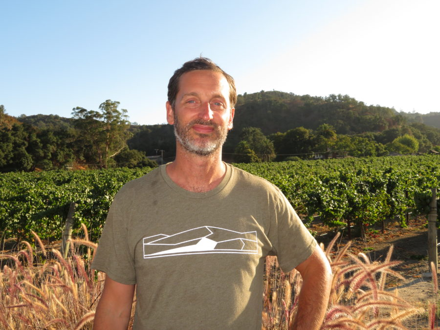 Cory Waller is the winemaker at Eden Rift.