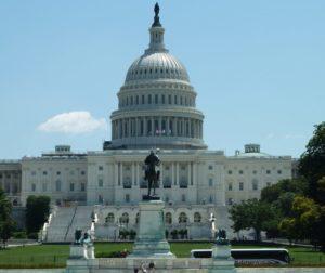 US Capitol building. Photo courtesy of Pixabay.