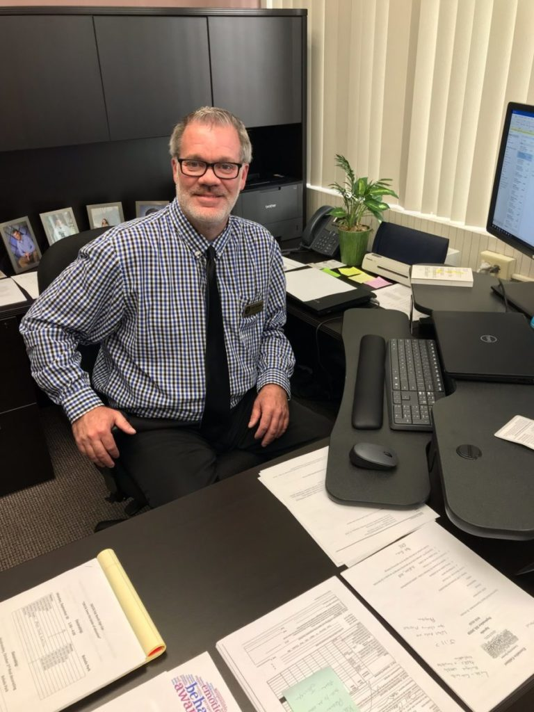 Keith Thorbahn, the new assistant superintendent of education services with the San Benito County Office of Education. Photo Courtesy of Keith Thorbahn.