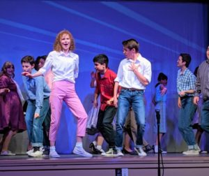 """The music is recognizable,"" said director Derek Barnes about the latest San Benito Stage Company teen musical ""Leader of the Pack,"" which debuts Oct. 25. Photos by Becky Bonner."
