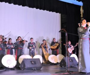 Mariachi Juvenil Corazón Jalisciense, a band comprised of young musicians ages 8 to 17, performs at San Benito High School on Nov. 10. Photos by Patty Lopez Day.