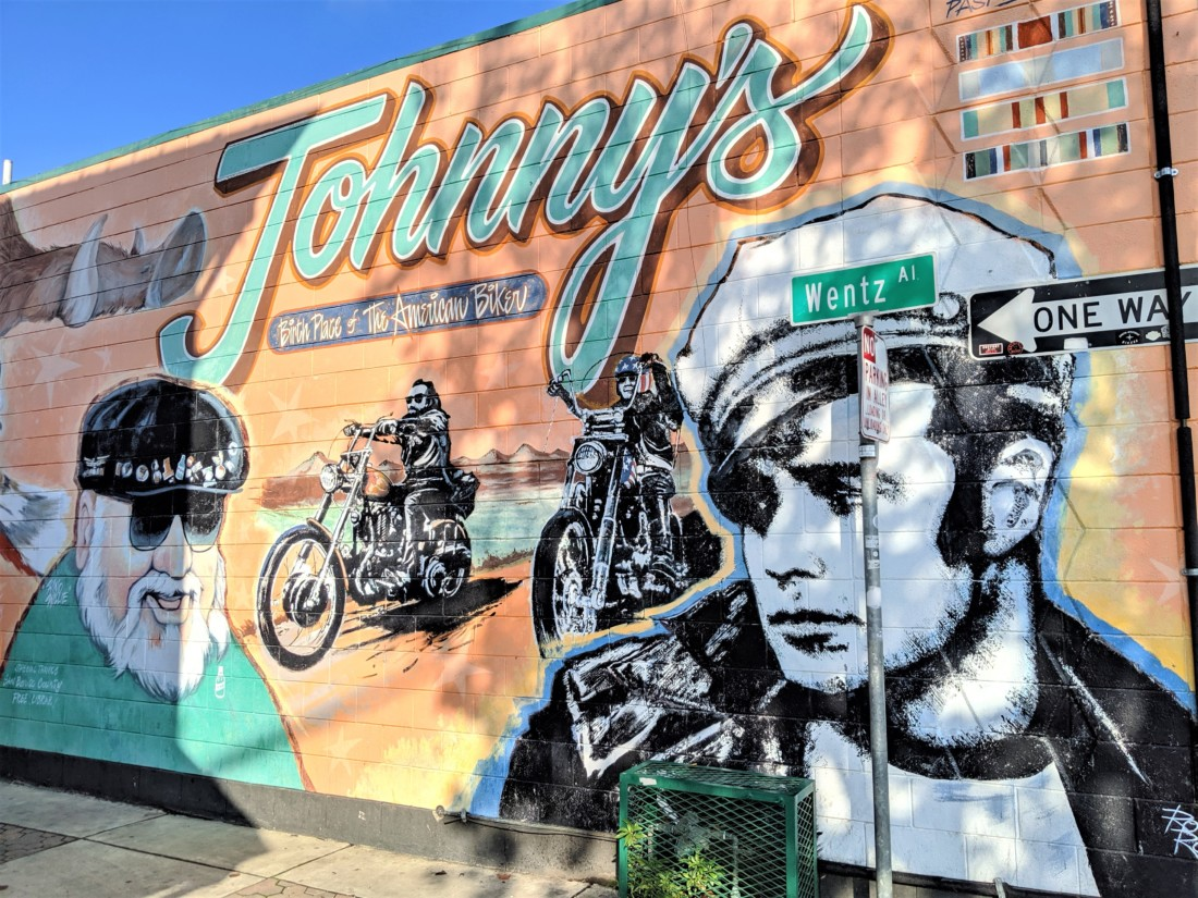 Johnny's Bar and Grill in downtown Hollister is one of the local businesses throwing a New Years Eve Party. Photo by Becky Bonner.