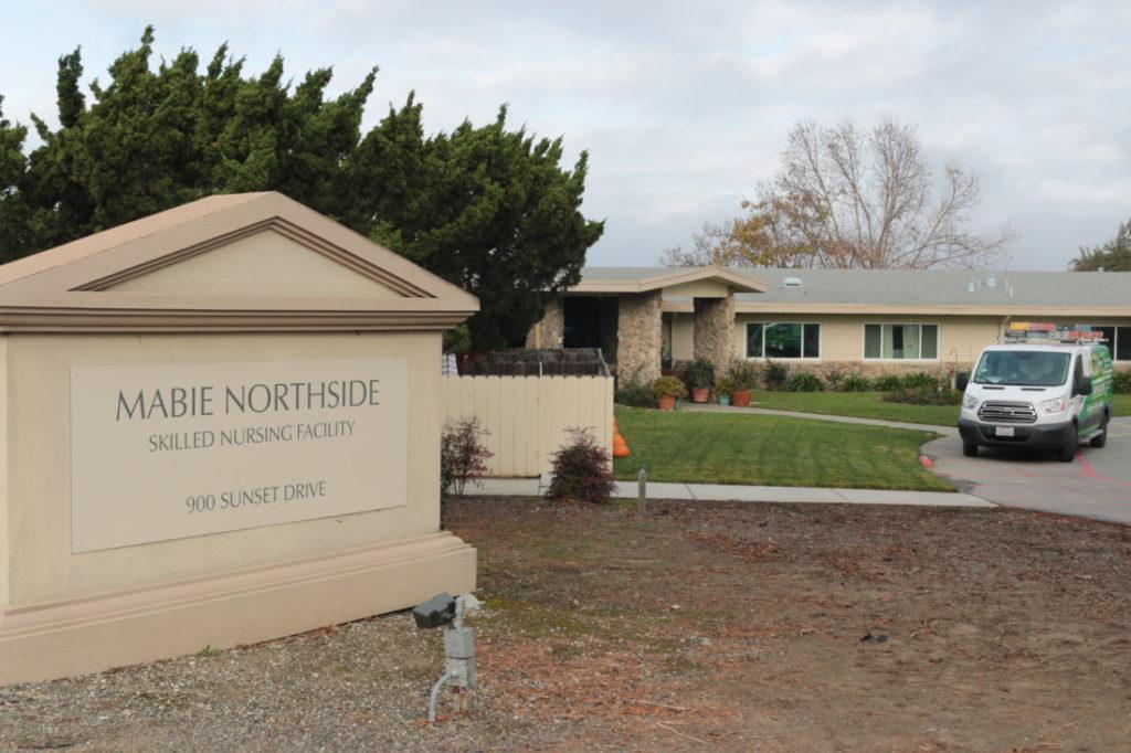Mabie Northside Skilled Nursing Facility. Photo by John Chadwell.