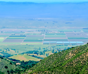 A view of the bountiful San Juan Valley, taken from Fremont Peak. Photo provided by Wayne Norton.