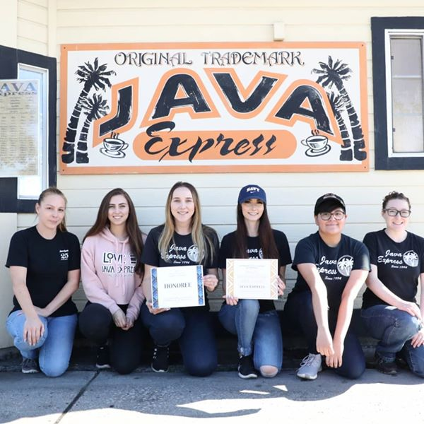 Small Business of the Year: Java Express.
