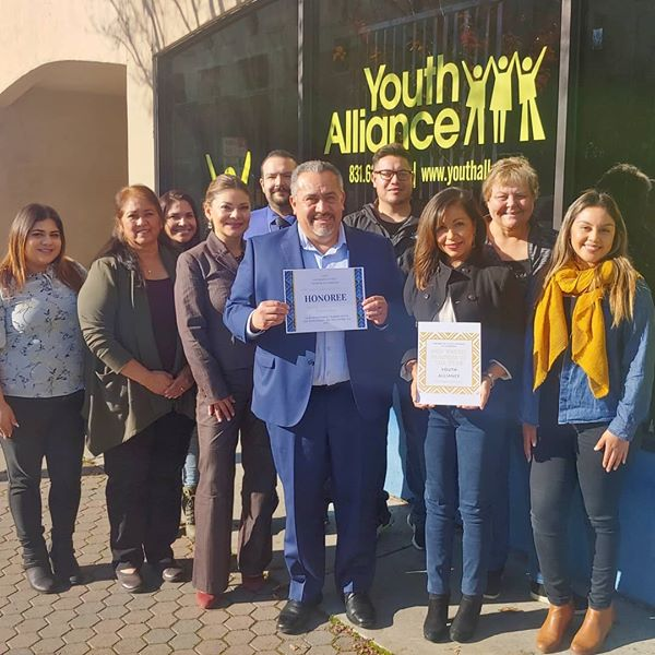 Nonprofit of the Year: Youth Alliance.